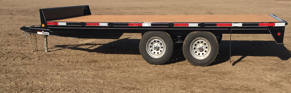 High Boy Trailers (HBP) – 10,000lbs